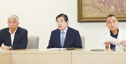 【東京民報】国保料直ちに1万円値下げ 共産党都委が緊急政策