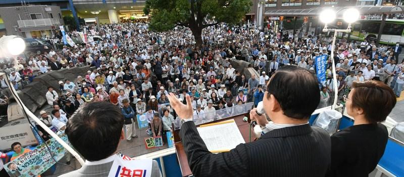 6/24(土)都議会議員選挙 日本共産党の主な街頭演説