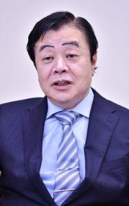 若林義春東京都委員長