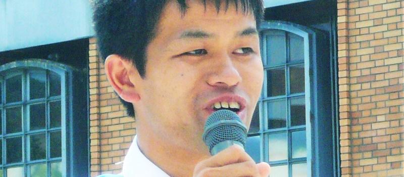 《都議候補の訴え》中村すぐる候補 西東京市(定数2)