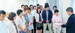関東大震災時の朝鮮人虐殺 速やかに追悼文の送付を/共産党都議団、小池知事に要請