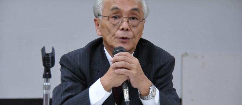 東久留米市長選 桜木よしお氏を擁立