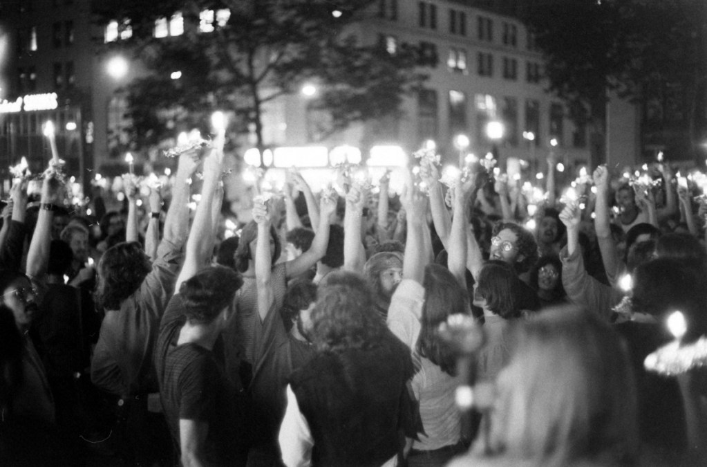 Interview with the directors of Stonewall Uprising
