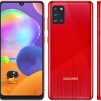 """Samsung Galaxy A31 128GB CRUSH RED - SPECIAL PROMO PRICE UNTIL 8TH APRIL - 6.4"""""""