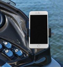 optional phone holder  [ 1200 x 801 Pixel ]