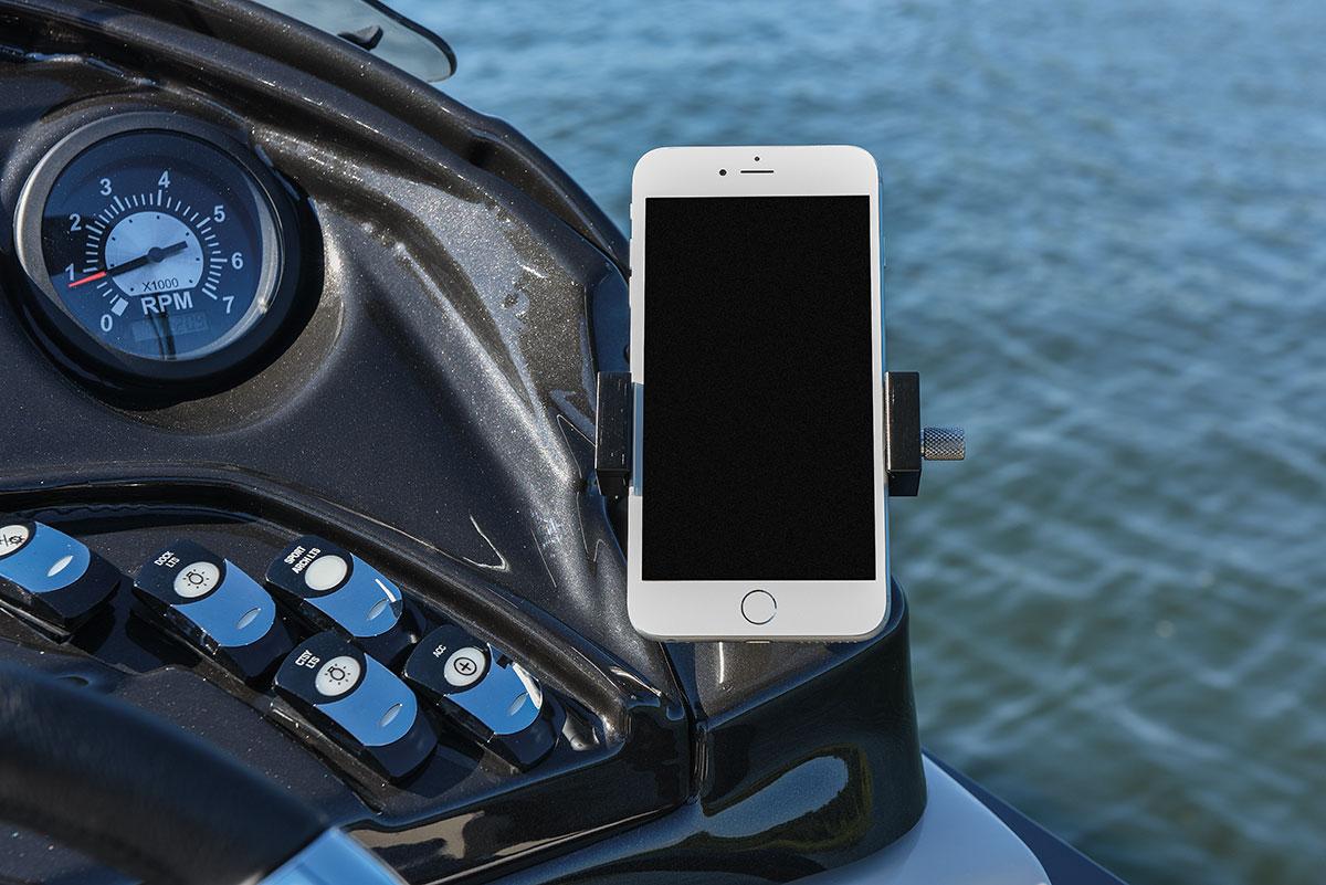 hight resolution of  optional phone holder
