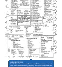 how to read your new york accident report page 3 [ 1100 x 1416 Pixel ]