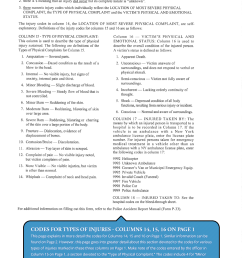how to read your new york accident report page 4 [ 1100 x 1471 Pixel ]