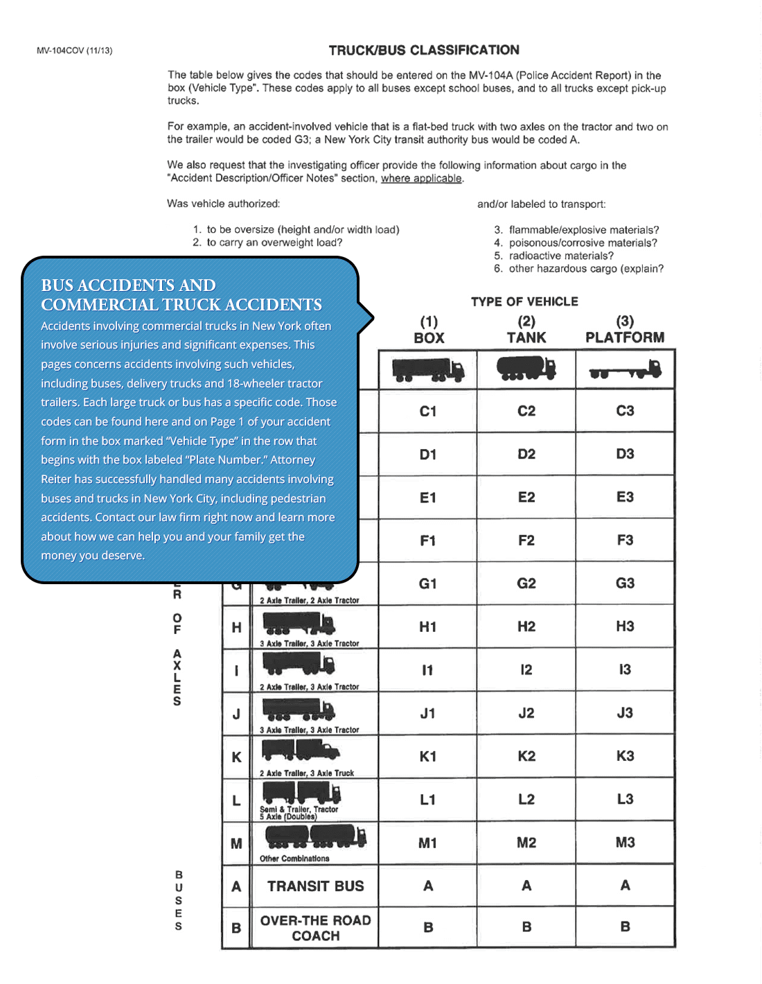 Bus Driver Incident Report Example