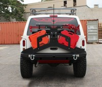 Suspension Tire Rack | Autos Post