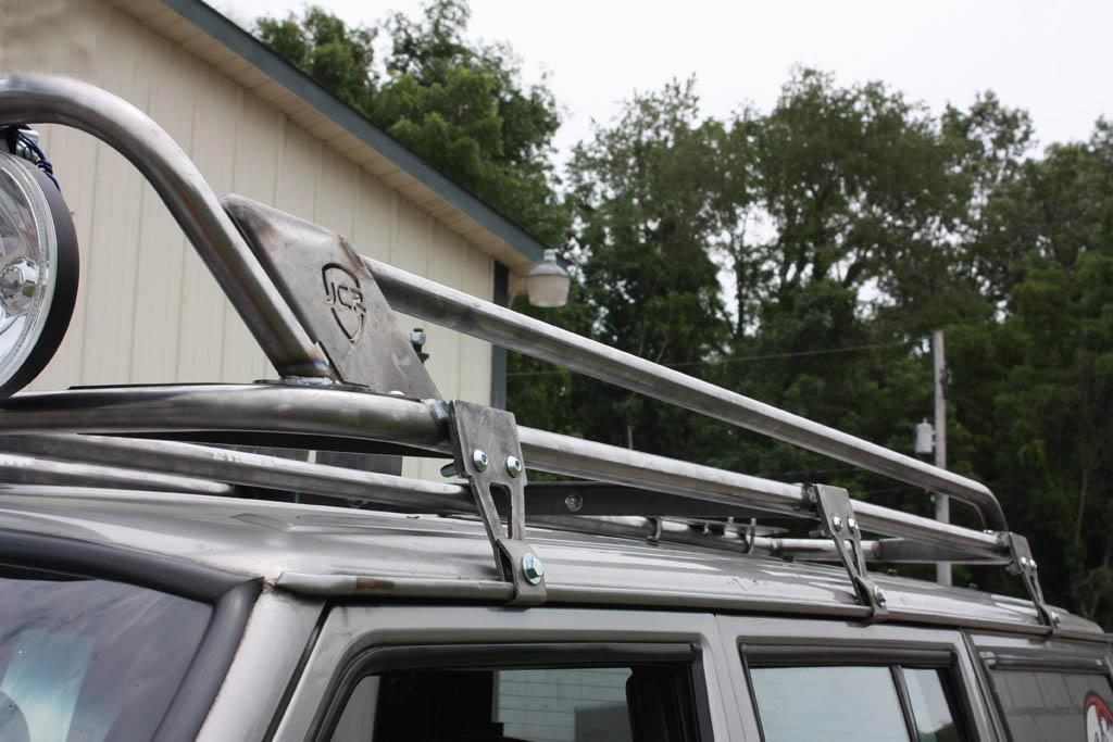 JcrOffroad Roof Rack Mounts