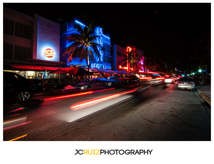 Ocean Drive - JC Ruiz Photography