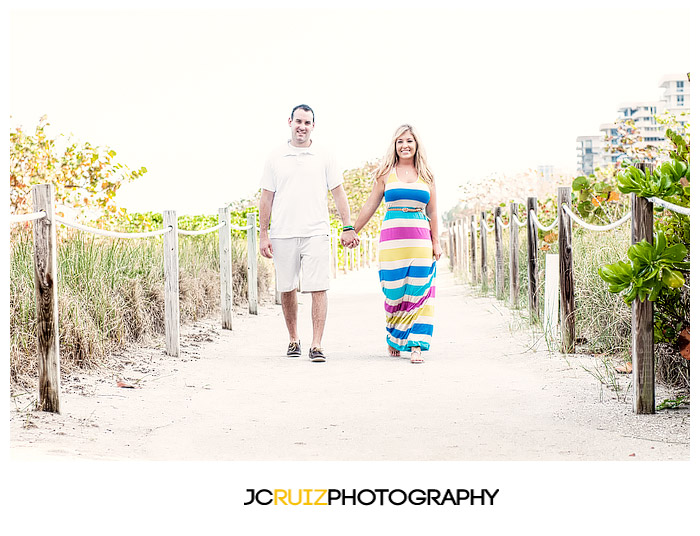 Miami Beach Engagement