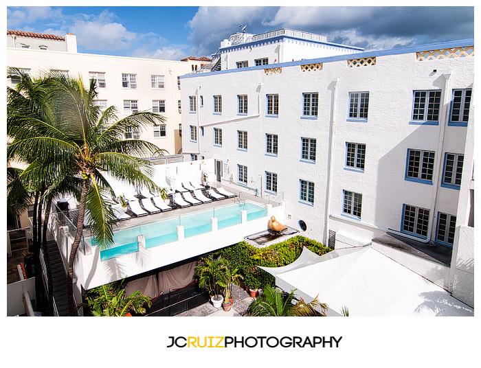 Breakwater Hotel Pool