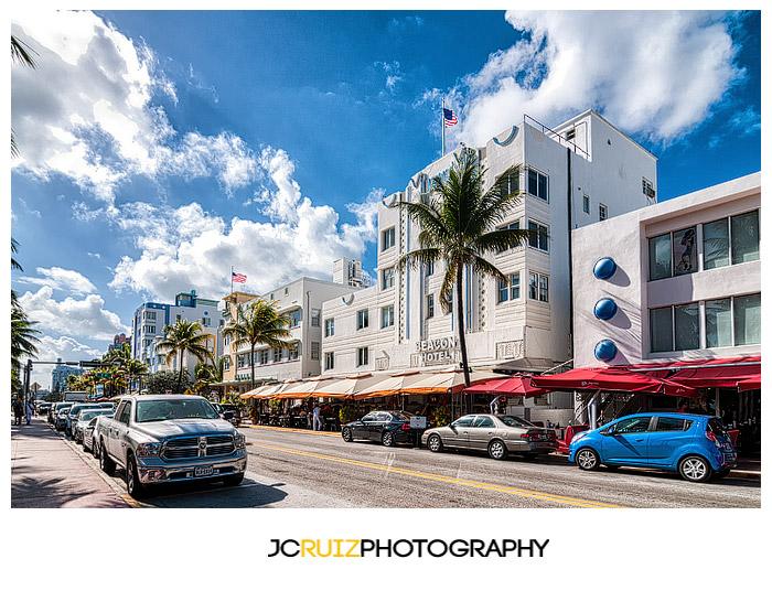 Winter on Miami Beach