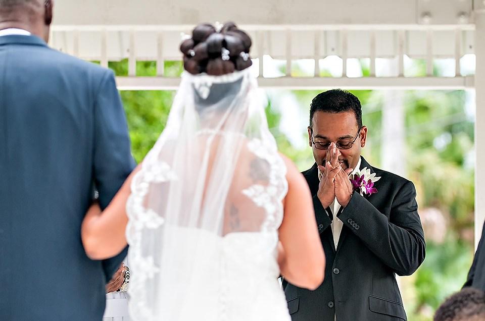 A Plantation, FL Wedding