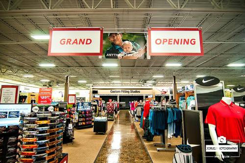 Pembroke Pines Golfsmith Grand Opening