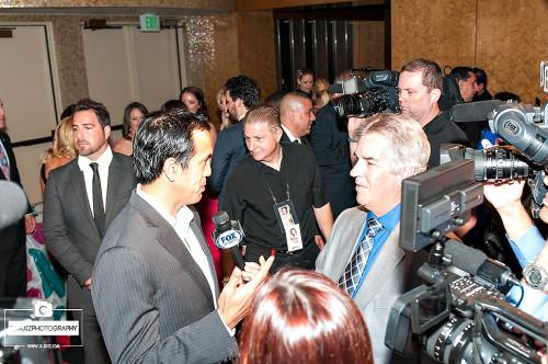 Miami Heat coach Eric Spoelstra speaks with reporters