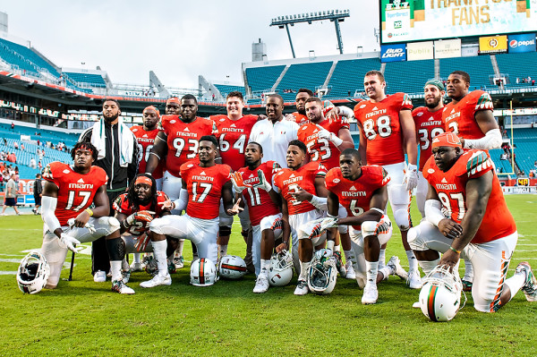 The Miami Hurricane Seniors