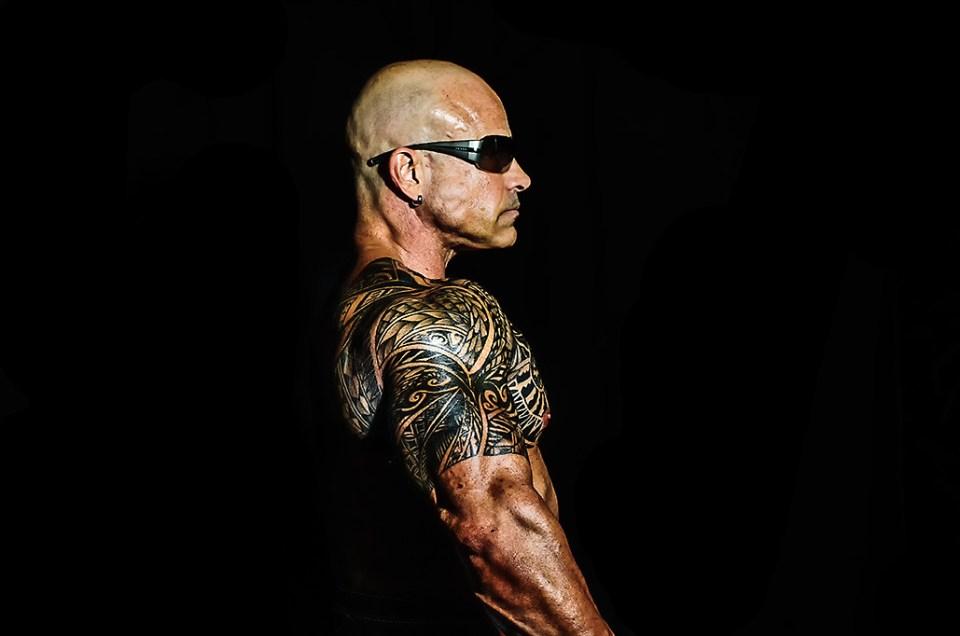 A Miami Bodybuilding Photoshoot