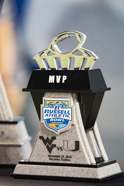 The Russell Athletic Bowl MVP Award