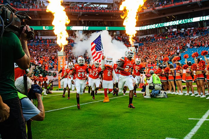 miami hurricanes photos