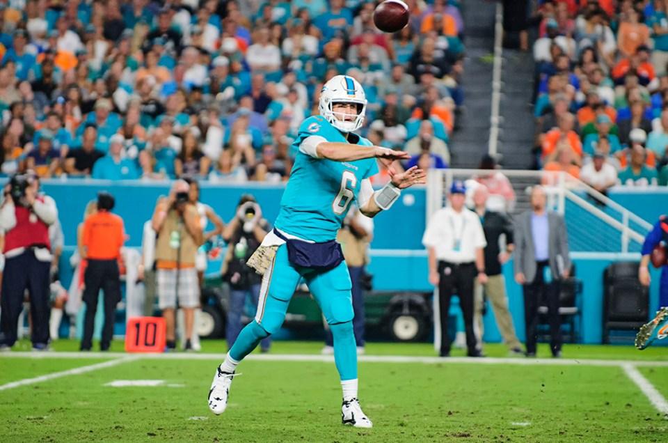 Dolphins vs Raiders – NFL Game Photos