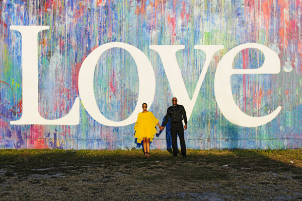 Wynwood Engagement Session