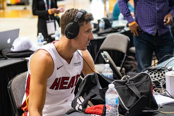 Goran Dragic speaks to ESPN radio
