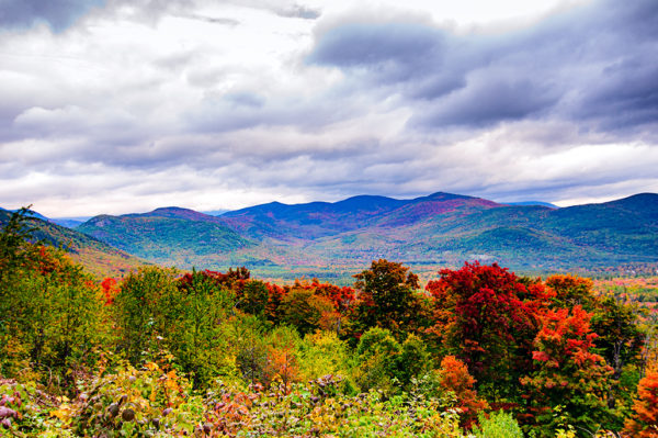 best new england scenic drive