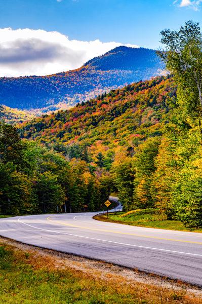 Kancamagus Highway foliage