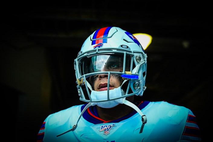 Buffalo Bills free safety Jordan Poyer