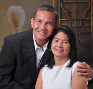 Bishop Luis and Pastor Elma Honrado