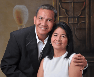 Bishop Luis and Pastor Elma Honrado