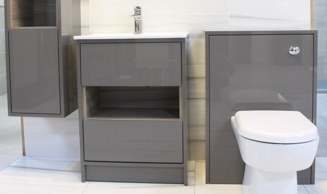 bathroom units