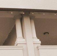 Pier Caps | Concrete & Porch Columns, Gate & Fence Posts ...