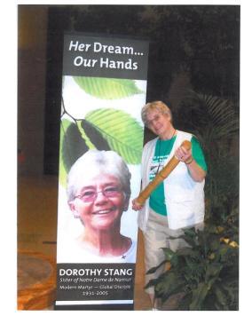 Nancy Murray – Dorothy Stang