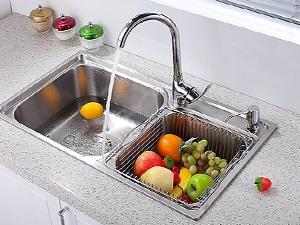 cast iron kitchen sinks jeffrey alexander island 厨房水槽 厨房水槽尺寸 厨房水槽一般多少钱 厨房水槽什么牌子好 中华集成