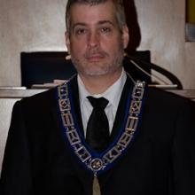 Senior Warden - John Thomas Zebedeo