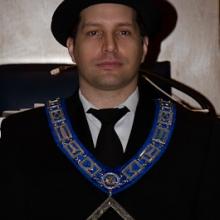 Worshipful Master - Andrew Robert Marcinkowska