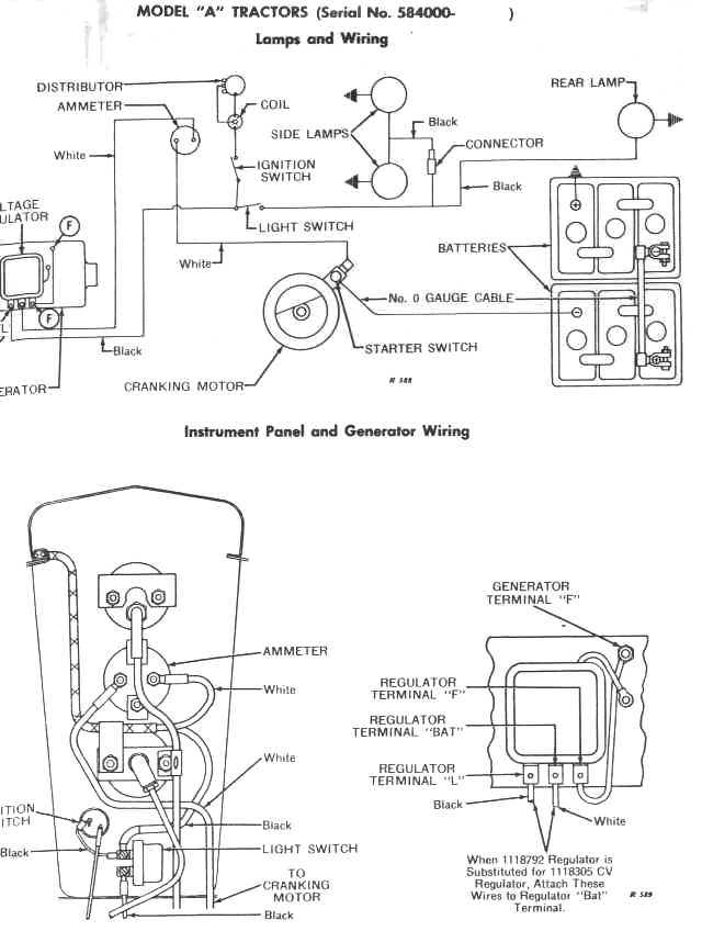 Wiring Diagram For John Deere Lawn Mower