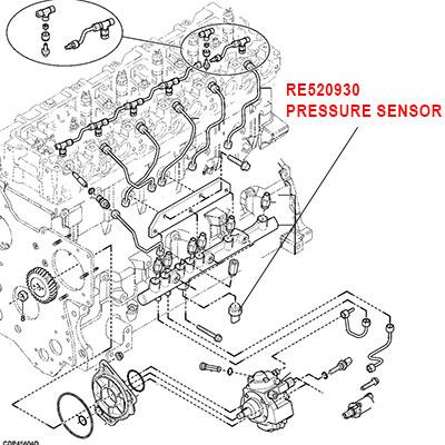 John Deere 4040 Hydraulic Diagram John Deere 4040