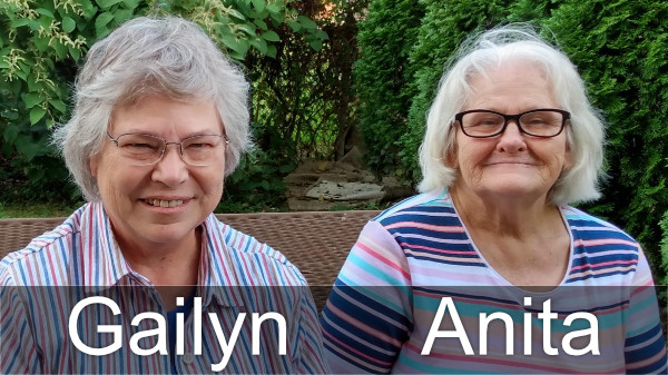 Gailyn and Anita