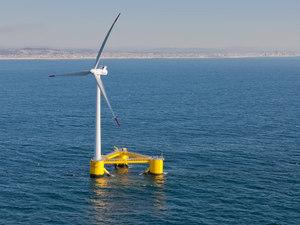 L'éolienne flottante portugaise projette de s'étendre sur d'autres mers.