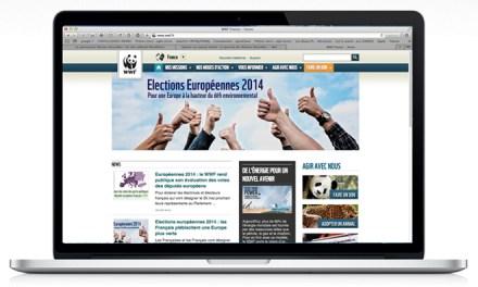 SITE A L'HONNEUR : WWF