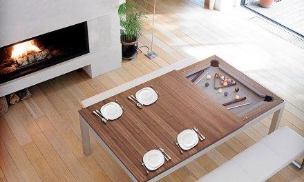 15 tables au design super original qui ont de quoi surprendre vos invités !