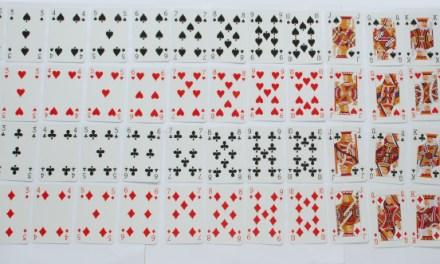 Pourquoi y a-t-il 52 cartes dans un jeu de 52 cartes ?