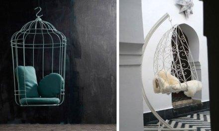 Mais qu'allons-nous faire avec cette cage? Idées déco recyclage DIY (Do It Yourself)