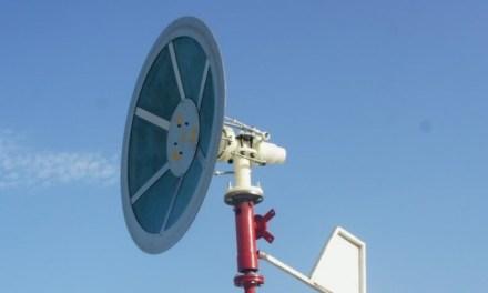 La Tunisie présente une éolienne sans pales qui ne tue pas les oiseaux!