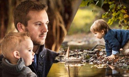 Adrian décide d'immortaliser l'enfance de son fils après l'avoir retrouvé inerte dans son berceau